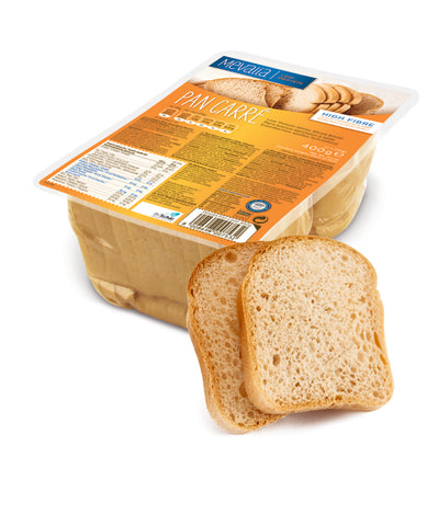 PAN CARRÉ - Low Protein White Sliced Bread