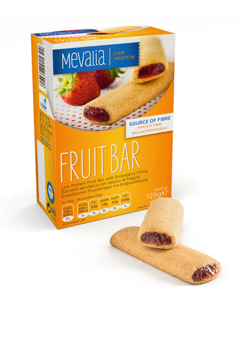 FRUIT BAR - Low Protein Fruit Bar with Strawberry Filling