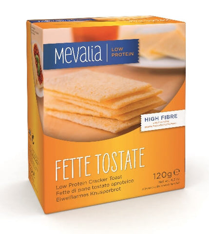 **Pre-order** FETTE TOSTATE - Low Protein Cracker Toast