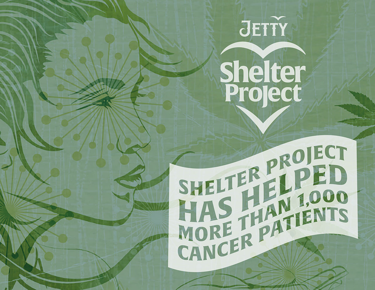 Jetty Extracts Shelter Project