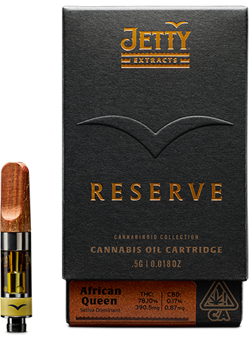 African Queen Reserve Cartridge .5g