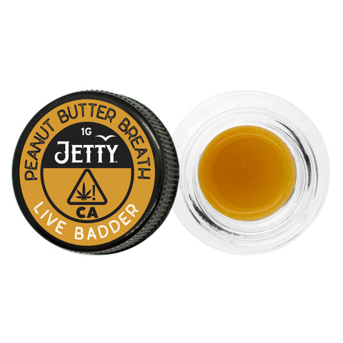 Peanut Butter Breath Live Badder Concentrate 1g