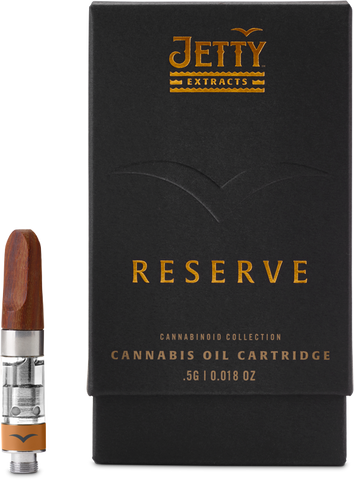 Delta 8 Reserve Cartridge .5g