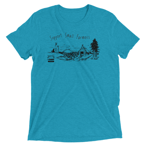 Support Small Farmers Jetty Tee