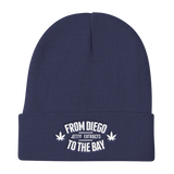 From Diego To The Bay Beanie