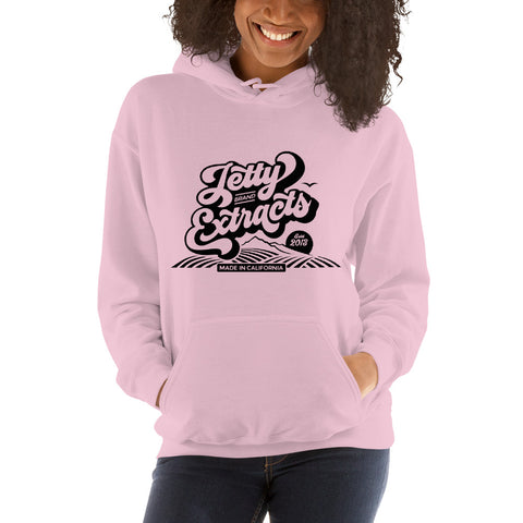 Jetty Extracts Groovy Fields Women's Hoodie
