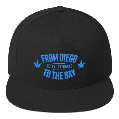 From Diego To The Bay Hat