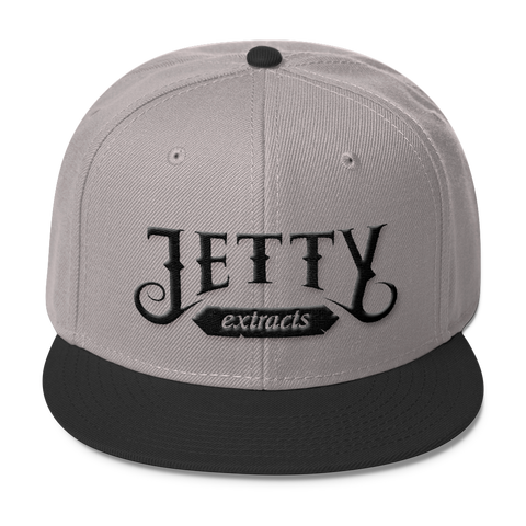 Jetty Wool Snapback Hat