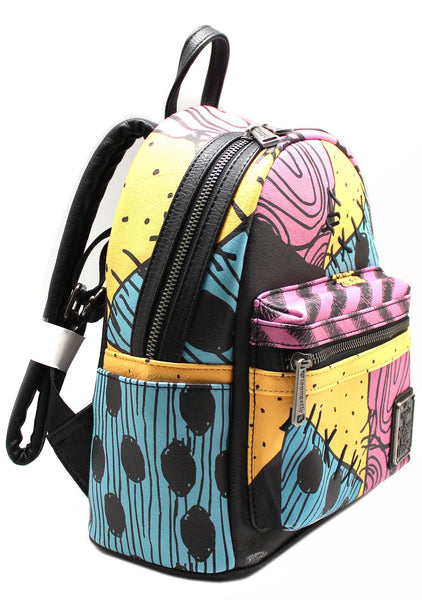 Loungefly x Nightmare Before Christmas Sally Costume Mini Backpack - Backpack - Nurdtyme