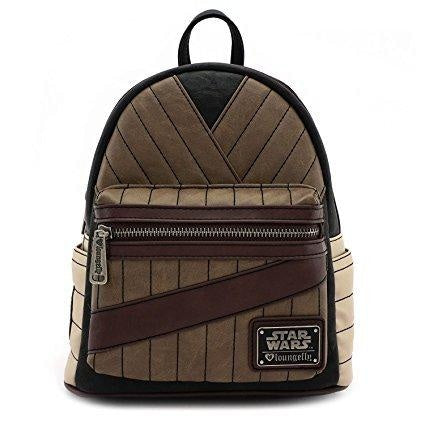 Star Wars The Last Jedi Rey Mini Faux Leather Backpack - Backpack - Convention