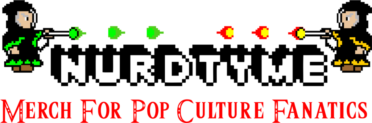 Merch For Pop Culture Fanatics - pixelated