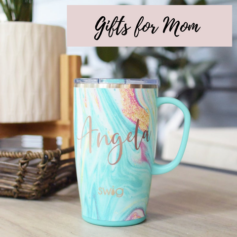 gifts for mom that she will love stainless steel swig coffee mug personalized