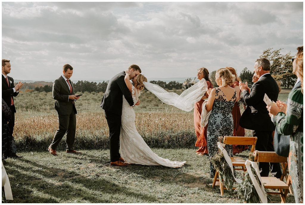 schedule for your backyard wedding get personalized gifts for your bridal party
