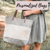 personalized tote bags for your bridal party