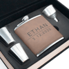 Groomsmen Flask Gift Set