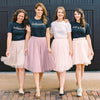 Grey Bridesmaid and Bridal Party Shirt perfect for bachelorette party