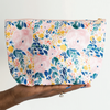 Autumn Blossom Carry All Makeup Bag