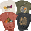 design options for Cute Fall Shirts