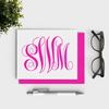 Personalized Monogrammed Stationery Traditional Style