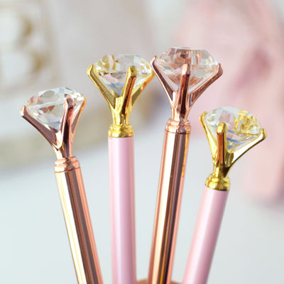 Bridal Party Diamond Jewel Pen for bridesmaid gifts