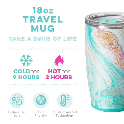 luxy leopard SWIG Personalized Coffee Mug cold for 9 hours