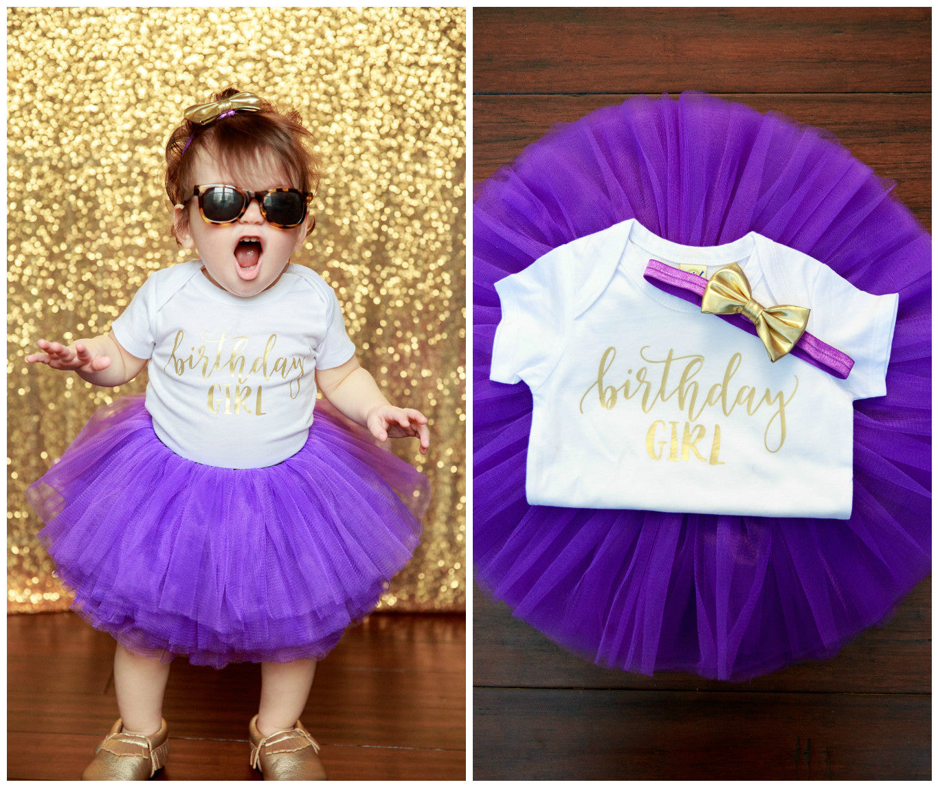 LIVE SALE Birthday Girl Outfit 3d5e01051