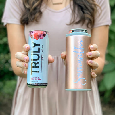 Skinny Can Cooler Swig with Truly