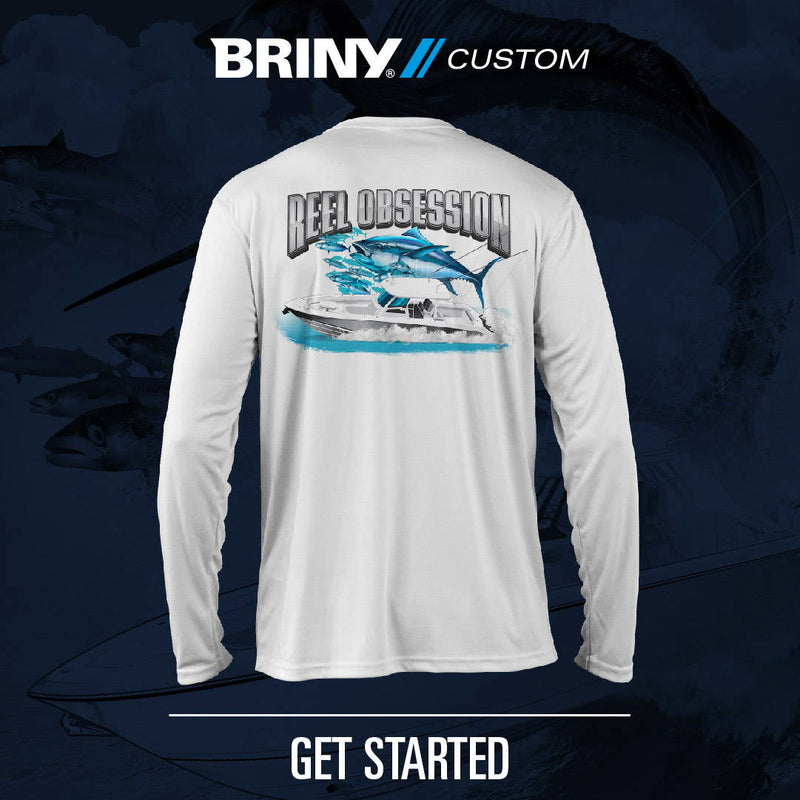 How to start with custom fishing shirts