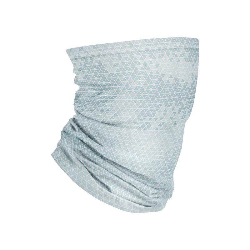 Briny Pinnacle White Neck Gaiter