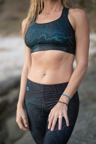 Sports Bra Topographer