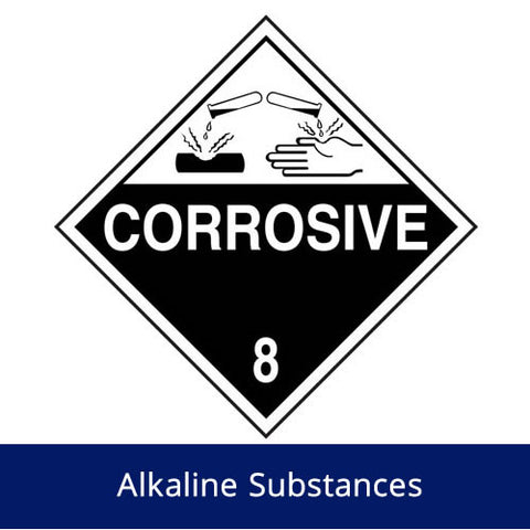 Alkaline Substances Safety Talk