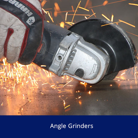 Angle Grinders Safety Talk