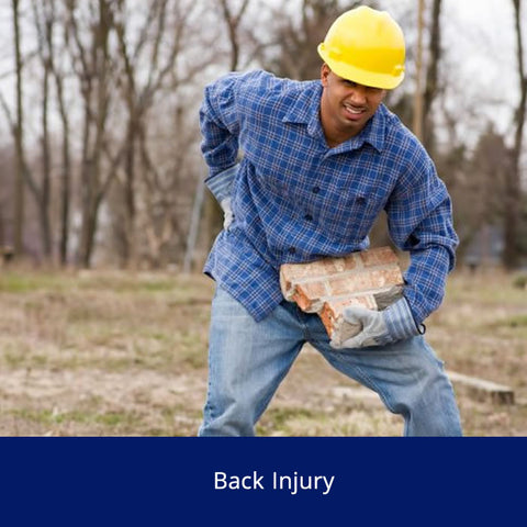 Back Injury Safety Talk