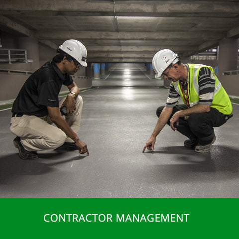 Contractor Management Procedure and Checklists