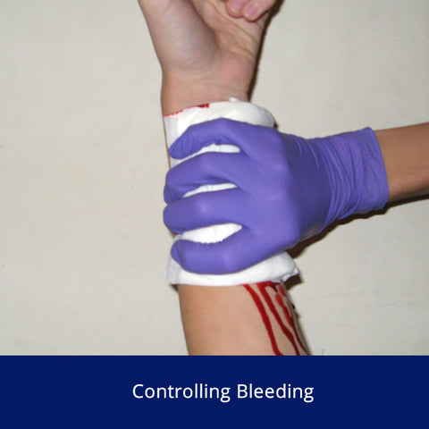 Controlling Bleeding Safety Talk
