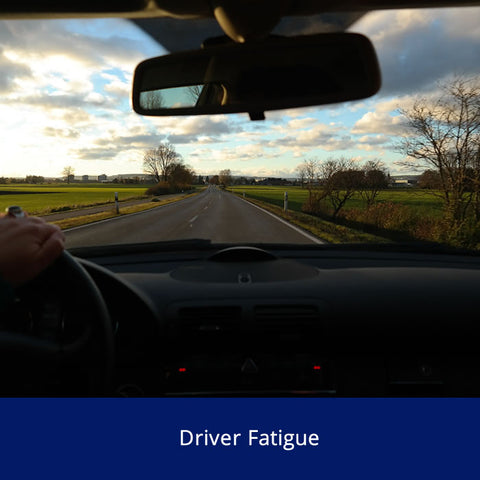 Driver Fatigue Safety Talk
