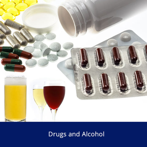 Drugs and Alcohol Safety Talk
