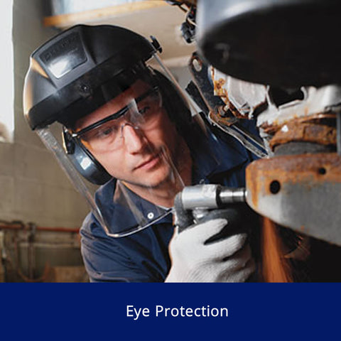 Eye Protection Safety Talk