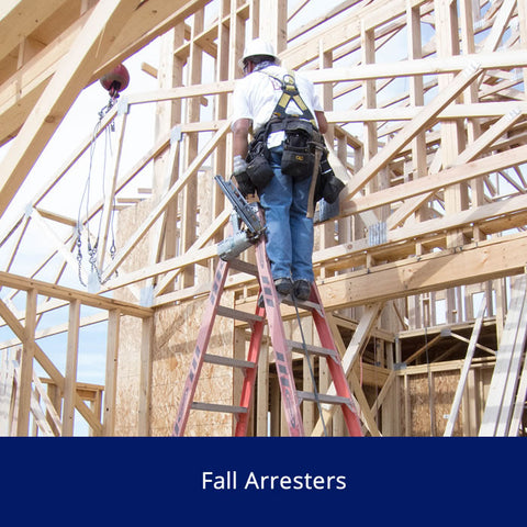 Fall Arresters Safety Talk