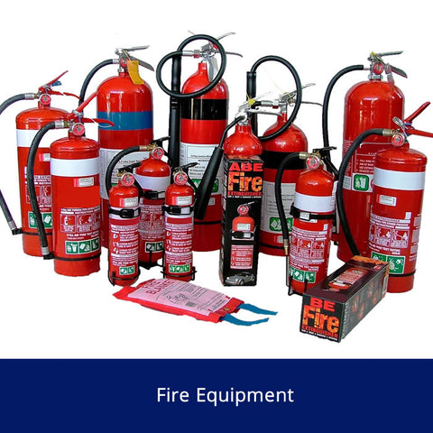 Fire Equipment Safety Talk