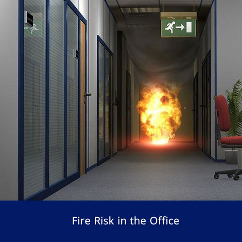 Fire Risk in the Office Safety Talk