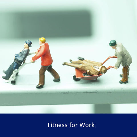 Fitness for Work Safety Talk