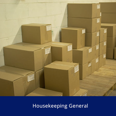 Housekeeping - General - Safety Talk