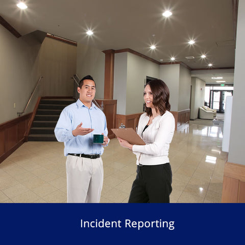 Incident Reporting Safety Talk