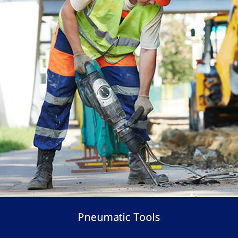 Pneumatic Tools Safety Talk
