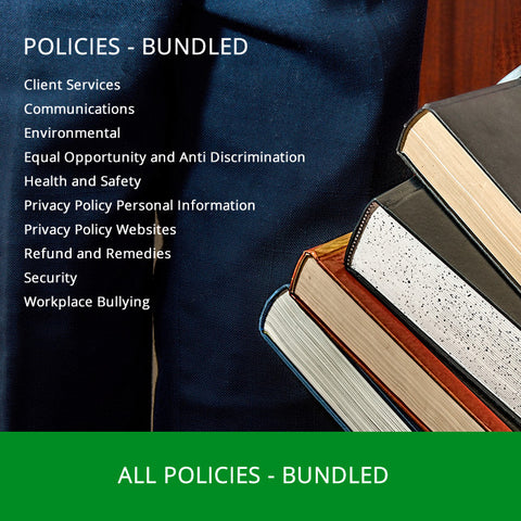 All Policies - Bundled