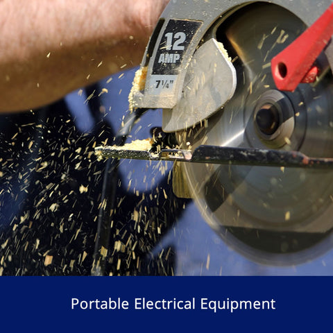 Portable Electrical Equipment Safety Talk