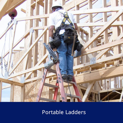 Portable Ladders Safety Talk