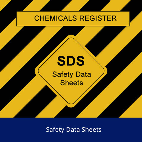 Safety Data Sheets [SDS] Safety Talk