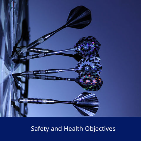 Safety and Health Objectives Safety Talk